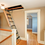 Bien choisir son escalier escamotable - Paris