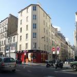 Ravalement de la façade d'un immeuble - Paris 17